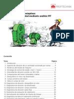 Diagnostico de Fallas Analisis FFT