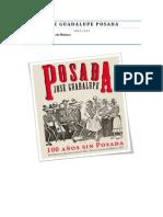 José Guadalupe Posada 1852