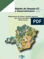 Mapeamento e aptidão agricola