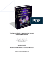 The Expert Guide To Organizing Your Internet 