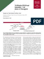 hecogenina