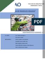 INFORME _ RESIDUOS