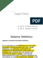 14 Sistema Telefonico