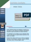 Diodos 1.1 Construcción de un Diodo