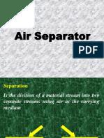 Air Seperator