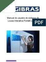 Manual do usuário do sistema de Lousa _A