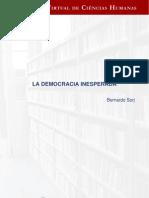SORJ La Democracia Inesperada.pdf