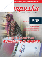Majalah Kampusku Edisi Mei 2013