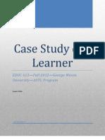s schar case study