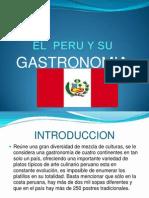 El Peru y Su Gastronomia