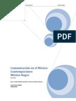 Reseña Mexico Negro