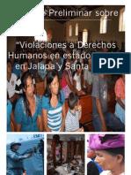 Informe Preliminar _Violaciones a Derechos Humanos en Estado de Sitio en Jalapa y Santa Rosa