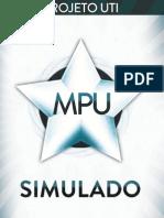 654 1 Simulado Mpu Tecnico Atualizado