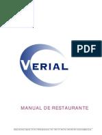 Manual Restaurante