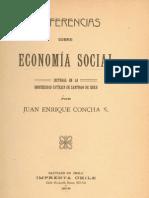 Concha, Juan Enrique - Cuestión Social