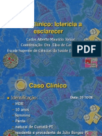 Caso Clinico Ictericia Esclarecer