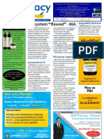 Pharmacy Daily for Wed 08 May 2013 - NZ failure, PSS, Rimtech, Bayer, adrenaline alert, new products and much more