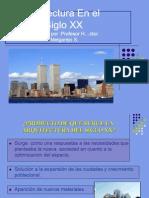 La Aruitectura en El Siglo Xx.ppt