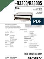CDX-R3300R3300S