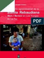 Stevia Bolivia
