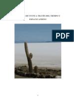 Historia Del Salar de Uyuni