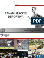 Rehabilitacion Deportiva Car