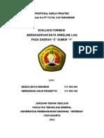Kp Deska Hermy - Evaluasi Formasi