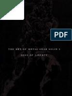 Metal Gear Solid 2 Art MGS2-0001