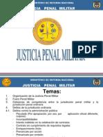 Justicia Penal Militar Final
