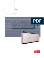 ABB ACS 6000 Tech Catalog RevD