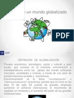 Peru en Un Mundo Globalizado