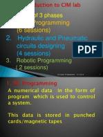 Introduction to CIM Lab-97-2000