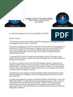 KMBA Opinion Letter Securitization for Lilia Gutierrez 9-25-12
