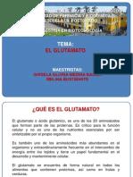 Acido Glutamatico - Maestria en Biotecnologia