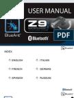 BlueAnt Z9 Manual Web Version 2.3 Optimised