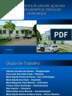 DIAGNÓSTICO E PLANO DE AÇÃO DO GT-PNH
