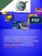 1 e Commerce(Introduction)1st Slide
