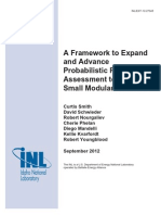 A Framework to Expand and Advance Probabilistic Risk Assessment to Support Small Modular Reactors