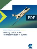 Eurocontrol Study on Business Aviation