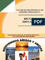 Recursos Educativos General
