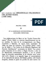 lukács, georg - el desarrollo filosófico del joven marx, 2 [dialéctica nº2, 1977]