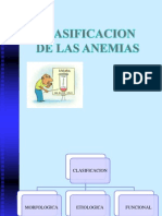 Anemia Clas If