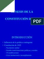Clase Génesis (1)