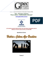 GPEC - Apostila - Historia e Cultura Afro Brasileira (Turma 5) (1)