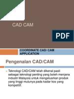 Cad Cam - Aplikasi