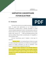 Convertoare Foton Electron