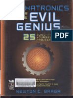 Mechatronics for the Evil Genius (Reading)