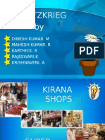 Retail Marketing SuperVs Kirana