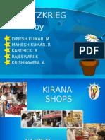 Retail Marketing SuperVs Kirana