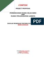 Contoh Proposal Pembangunan Ruangan Sekolah